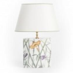 Caja Bambus Lampe 64 Cm